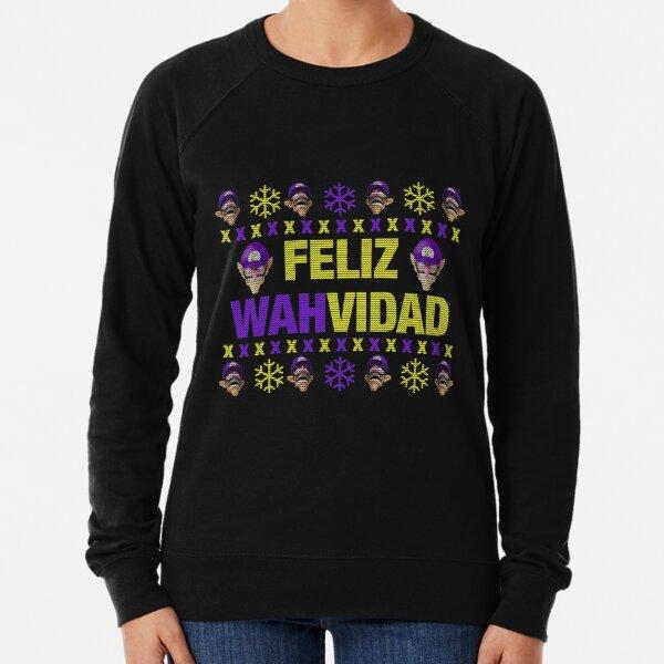 FELIZ WAHVIDAD Lightweight Sweatshirt