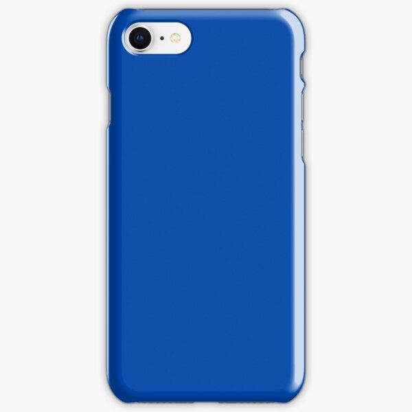 PURE COLOR-COBALT BLUE iPhone Snap Case