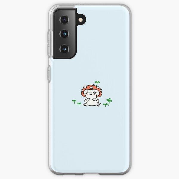 mushroom frog Samsung Galaxy Soft Case