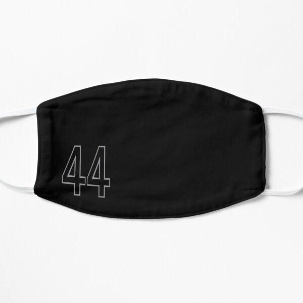 44 Lewis Hamilton numéro F1 Masque sans plis