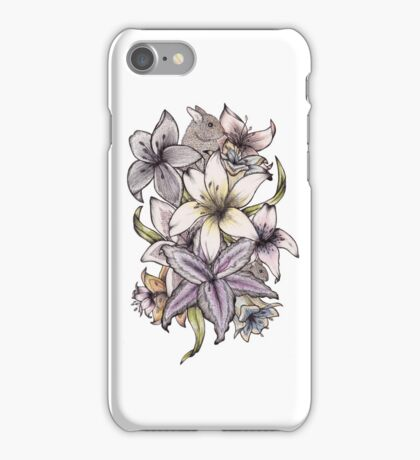 Little Bouquet Of Spring iPhone Case/Skin