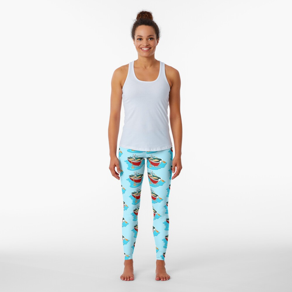 Row Bot. Leggings