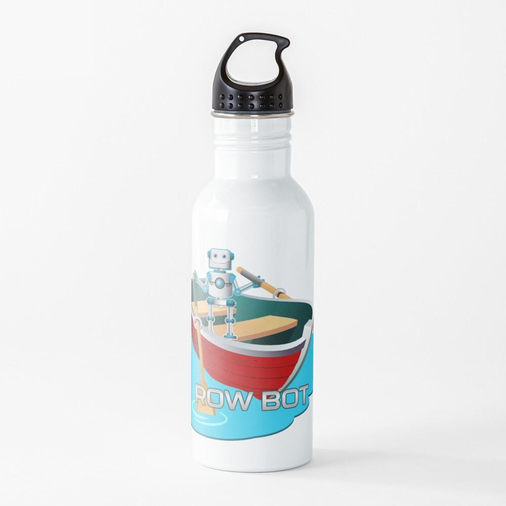 Row Bot. Water Bottle