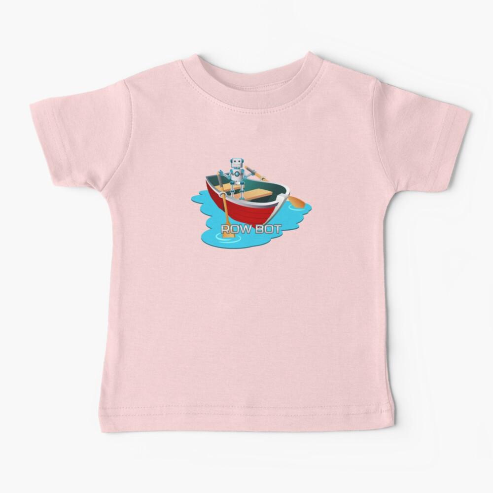 Row Bot. Baby T-Shirt