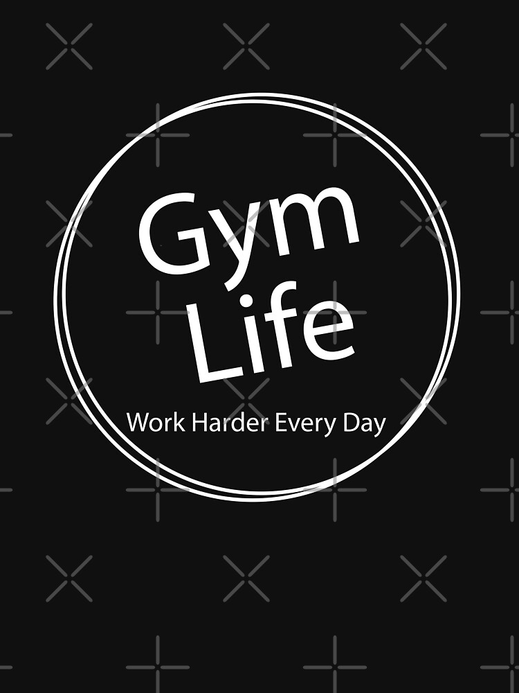 Gym Life Lite by TrickyGraphics