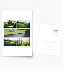 100km Vibrance  Postcards