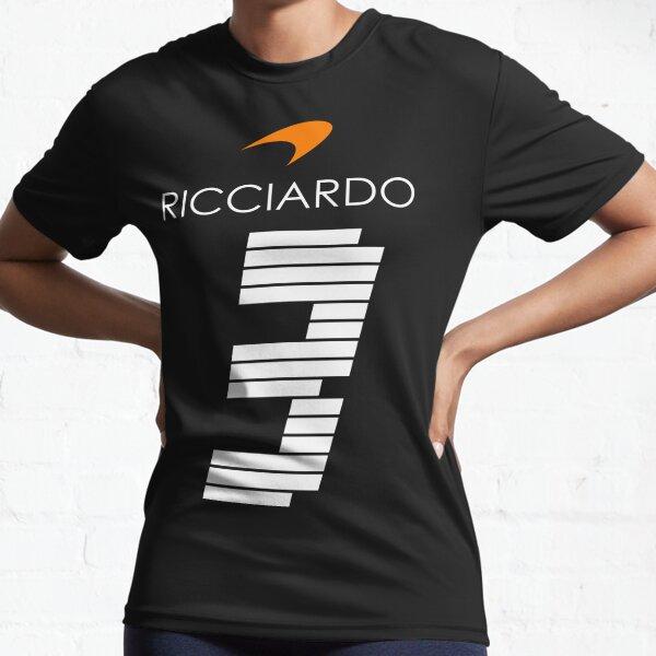 Daniel Ricciardo McLaren T-shirt respirant