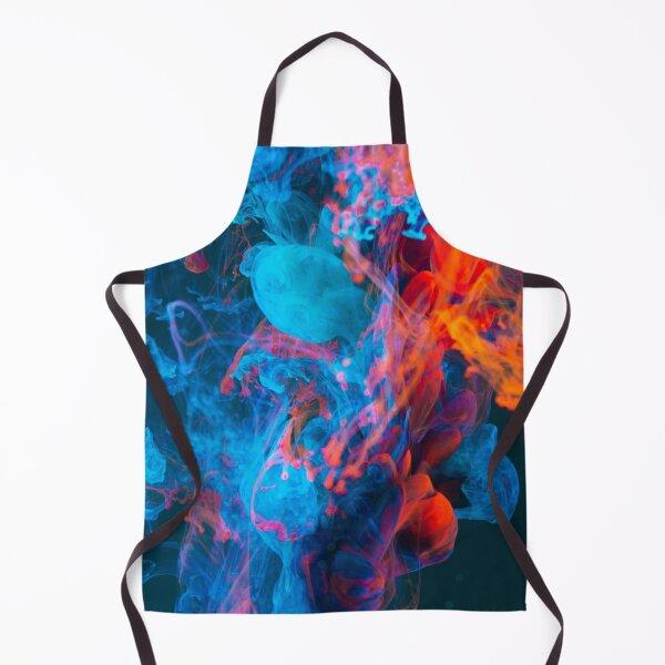 Paint splash design Apron