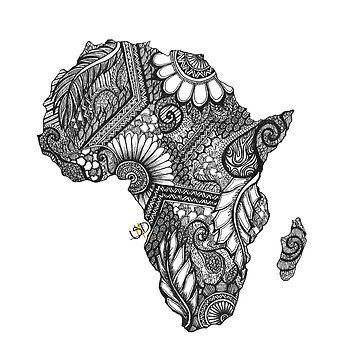 Nitarudi Africa by sheelSMD