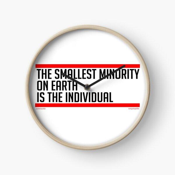 Smallest Minority Clock