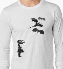 Dragons Will Be Dragons Long Sleeve T-Shirt