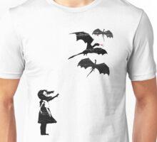 Dragons Will Be Dragons Unisex T-Shirt