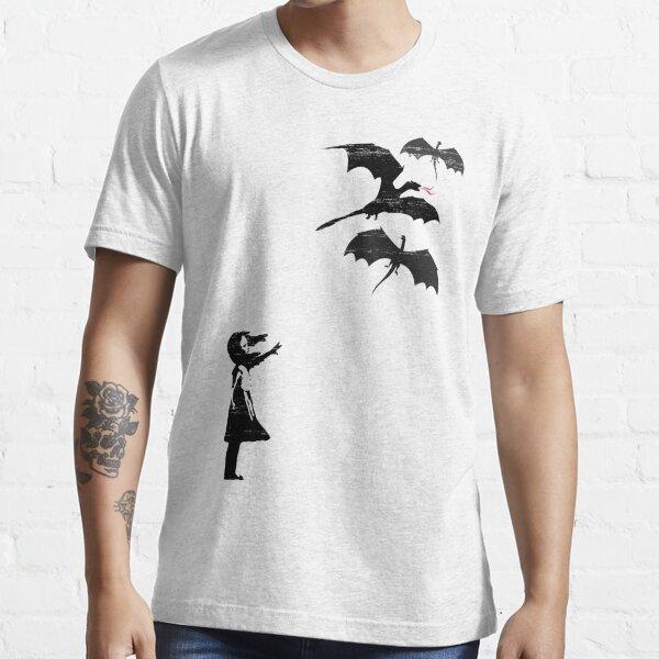 Les dragons seront des dragons T-shirt essentiel