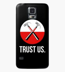 Pink floyd TRUST US Case/Skin for Samsung Galaxy