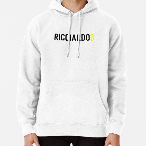 Daniel Ricciardo 3 Design Hoodie