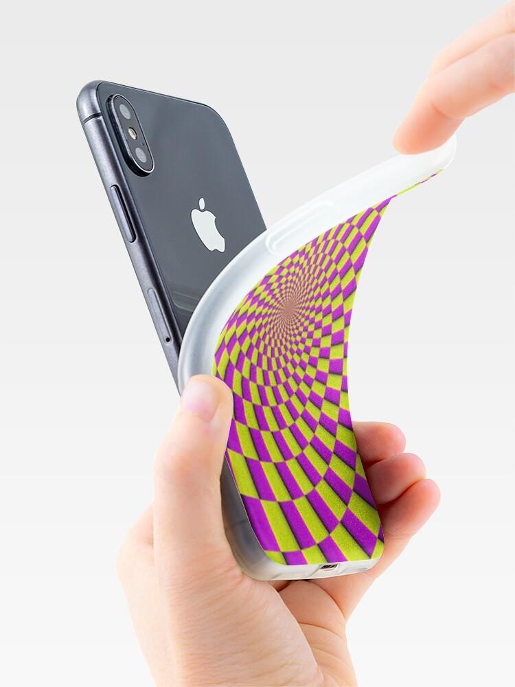 Alternate view of iLLusion iPhone Case