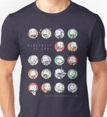 Sincerity is cool Unisex T-Shirt