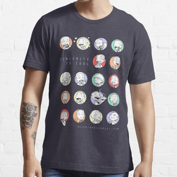 Sincerity is cool Essential T-Shirt