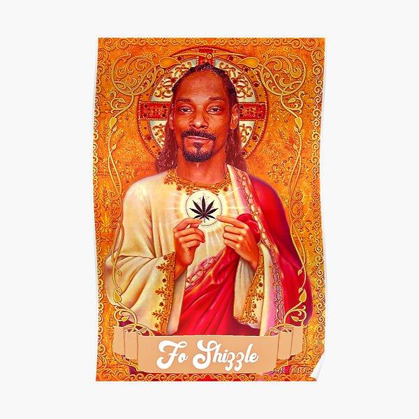 Gott ist Snoop Lol Poster