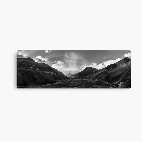 Tip of the Andes, Aconcagua Canvas Print