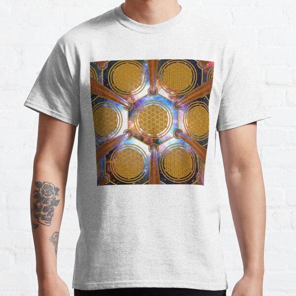 Flower of life Healing Code Classic T-Shirt
