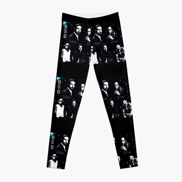 Backstreet Boys Shirt Women - Backstreet Boys Signature Gift For Fans, For Men and Women, Gift Halloween Day, Thanksgiving, Christmas Day Leggings