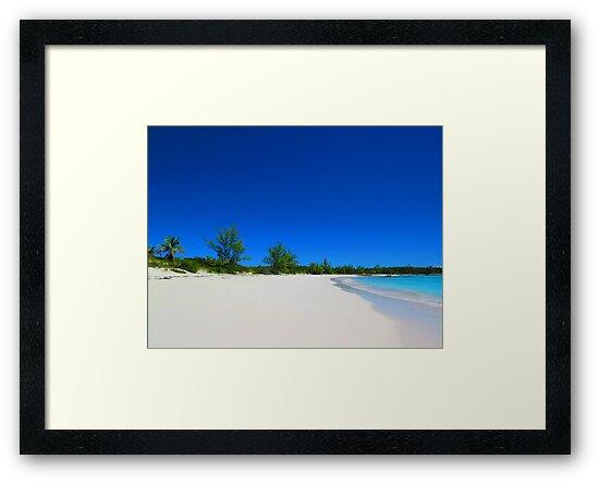 129 - Lighthouse Beach Caribbean - Eleuthera, Bahamas by thebeachbook