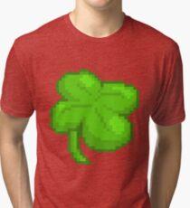 Clover Tri-blend T-Shirt