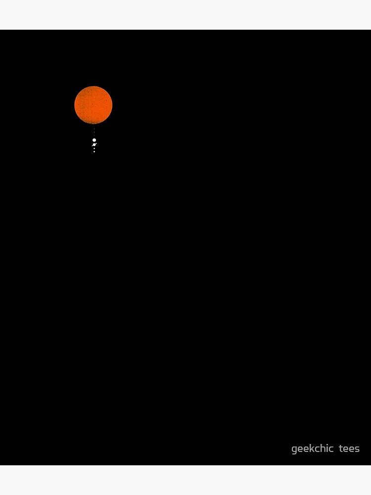 Minimal Solar System by geekchic
