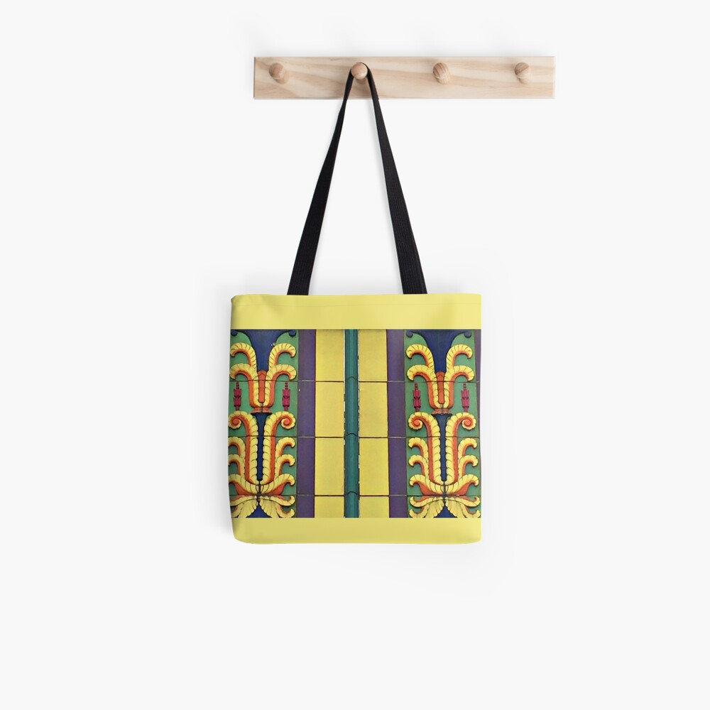 Art Deco Architecture-Lehigh Valley Dairy-Allentown PA Tote Bag