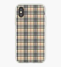 PLAID-2 iPhone Case