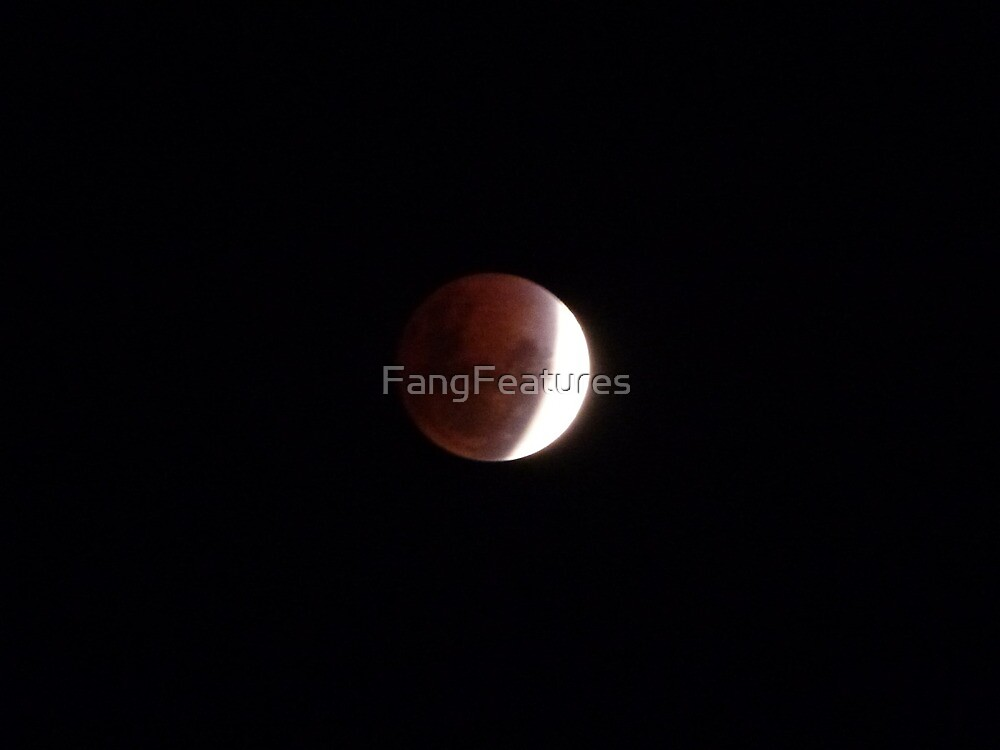 Blood Moon by FangFeatures
