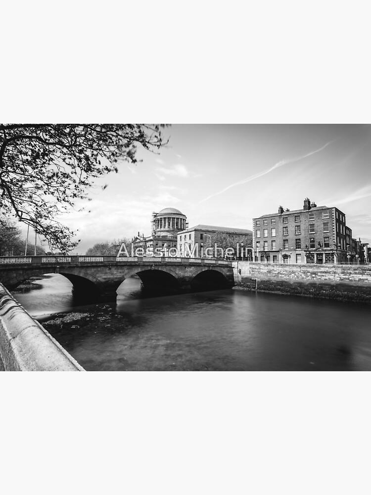 The Four Courts, Dublin by darkmavis
