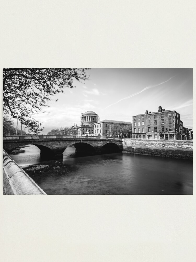 Alternate view of The Four Courts, Dublin Photographic Print