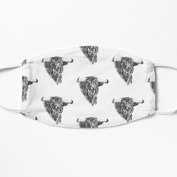 Taureau de Corrida Masque sans plis