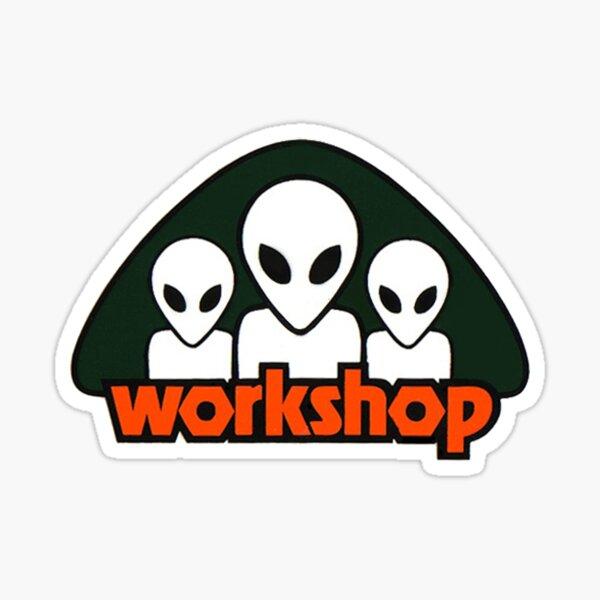Alien Workshop Sticker