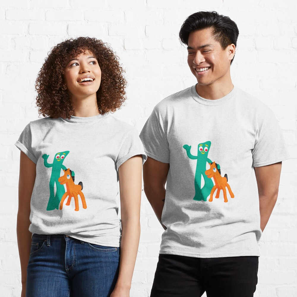 Gumby Pokey  Classic T-Shirt