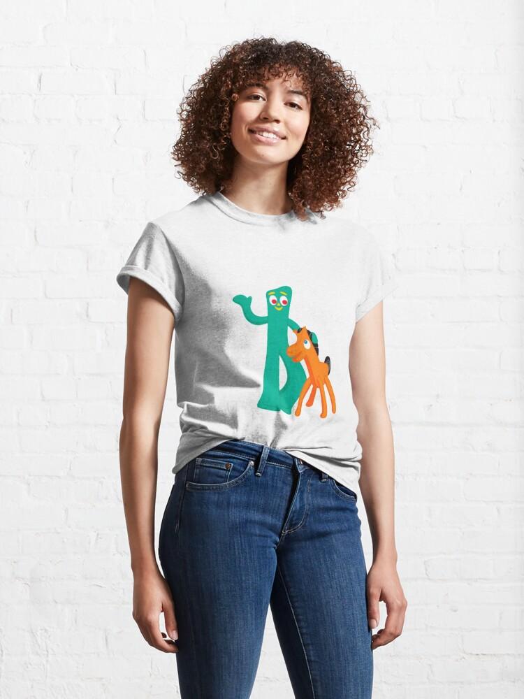 Alternate view of Gumby Pokey  Classic T-Shirt