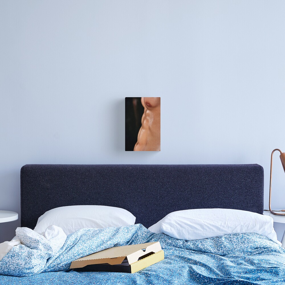 perfect shape  Canvas Print