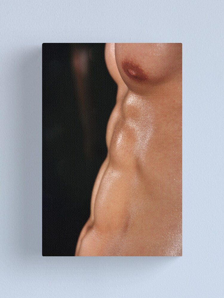 Alternate view of perfect shape  Canvas Print