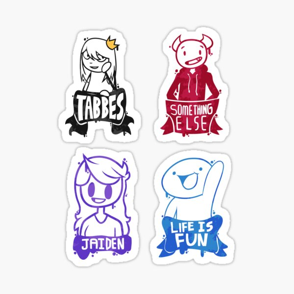 Storytime Animator Sticker Pack 1 Sticker