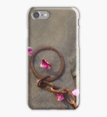 Ganga water iPhone Case/Skin