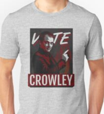 Vote Crowley for King of Hell T-Shirt
