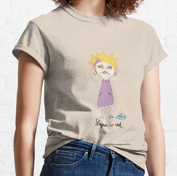 Lujza is sad Classic T-Shirt