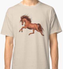 Chestnut Stallion  Classic T-Shirt