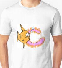 Girly Fit Hot Fish Unisex T-Shirt
