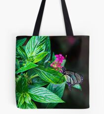 Mindo Ecuador Butterfly Hanging Around Tote Bag