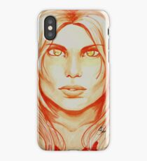 I Create Myself iPhone Case/Skin