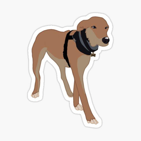 Juno - Custom Order Sticker