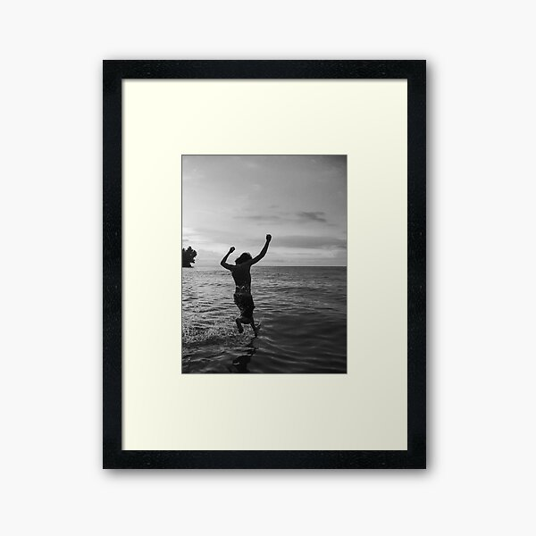loi. Framed Art Print